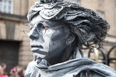 Edinburgh Festival Fringe 3–27 August 2018. Sprawling, diverse and just a little bit crazy. royalty free stock images