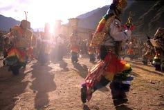Festival suramericano Fotografía de archivo