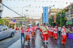 Festival tailandés foto de archivo