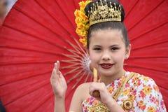 Festival tailand?s de Songkran del A?o Nuevo imagen de archivo