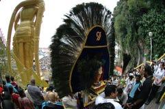 Festival Taipusam de l'Asie Images libres de droits