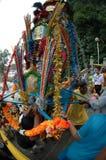 Festival Taipusam de l'Asie Image stock