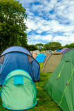Festival tents Royalty Free Stock Image