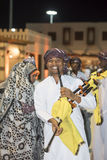 Festival tradicional en Muscat, Omán Fotografía de archivo libre de regalías