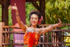 Festival tradicional tailandés de la cultura Imagen de archivo