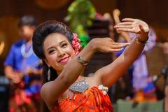 Festival tradicional tailandés de la cultura Imágenes de archivo libres de regalías