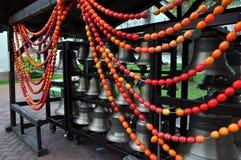 Festival ucraniano del pysanka Fotografía de archivo libre de regalías