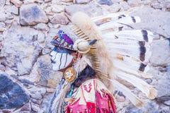 Festival of Valle del Maiz Royalty Free Stock Photos