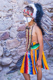 Festival of Valle del Maiz Stock Photography