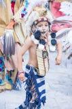 Festival of Valle del Maiz Stock Images