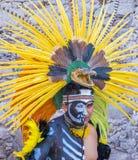 Festival of Valle del Maiz Royalty Free Stock Photo