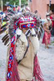 Festival of Valle del Maiz Stock Image