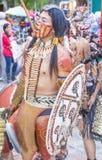 Festival of Valle del Maiz Stock Photo