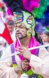 Festival of Valle del Maiz Royalty Free Stock Image