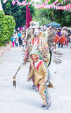 Festival of Valle del Maiz Stock Photos
