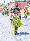 Festival of Valle del Maiz Royalty Free Stock Images