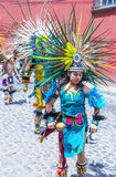 Festival of Valle del Maiz Royalty Free Stock Photo