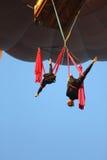Festival van ballons stock foto's