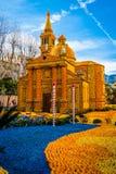 Festival van citroen, Frankrijk Royalty-vrije Stock Afbeelding