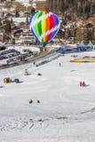 festival van de Ballon van de Hete Lucht van 2013 het 35ste, Zwitserland Royalty-vrije Stock Fotografie