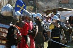 Festival van middeleeuwse cultuur royalty-vrije stock afbeelding