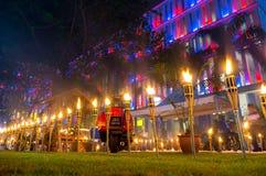 Festival van Ramadan in Putrajaya Royalty-vrije Stock Foto's