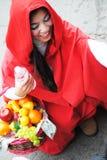 Festival van santa clous in Montreal royalty-vrije stock afbeeldingen