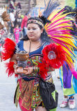 Festival van Valle del Maiz Royalty-vrije Stock Foto