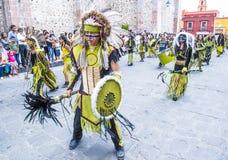 Festival van Valle del Maiz Stock Foto
