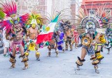Festival van Valle del Maiz Stock Foto's