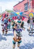 Festival van Valle del Maiz Stock Fotografie