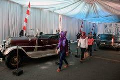 FESTIVAL VELHO Semarang da CIDADE Foto de Stock