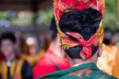 Festival 2017, ville de Pasay, Philippines d'Aliwan photos libres de droits