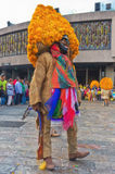 Festival of the Virgin of Guadalupe in Mexico City Stock Photography