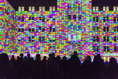 Festival VIVO Sydney imagenes de archivo