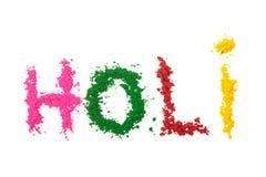 Festival von Farben Lizenzfreie Stockfotos