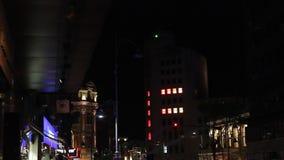 Festival von Lichtern stock footage