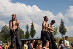 Festival von Ostrava-Straßen 2014 Stockbilder