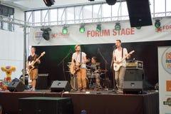 Festival von Ostrava-Straßen 2014 Lizenzfreie Stockbilder
