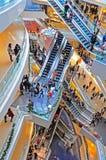 Festival walk shopping mall, hong kong Royalty Free Stock Image