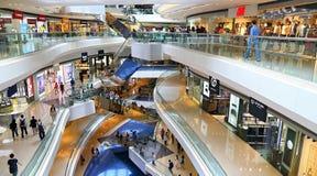 Festival walk shopping mall, hong kong Stock Photography