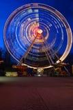 Festival wheel Royalty Free Stock Photo