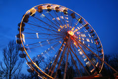 Festival wheel Royalty Free Stock Photography