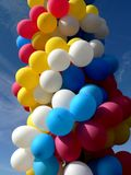 Festivalballone Lizenzfreies Stockfoto