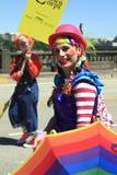 festivalen för ettårig växt 12 som juni ståtar portland, steg Royaltyfri Bild