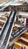 Festivalen går shoppinggallerien, Hong Kong Arkivbild
