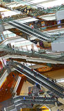 Festivalen går shoppinggallerien, Hong Kong Royaltyfria Foton