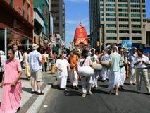 festivalen india ståtar Royaltyfri Fotografi