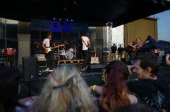 Festivalmusik för öl 2016 Royaltyfri Foto