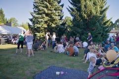 Festivalmusik för öl 2017 Royaltyfria Foton